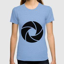 Camera Lense T-shirt