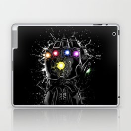 Infinity gems Laptop & iPad Skin