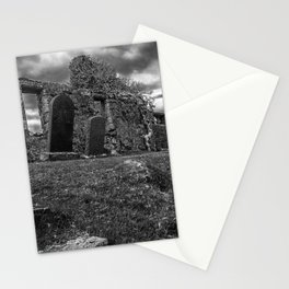 Ruins of the Cill Chriosd Church and Cemetery Stationery Cards
