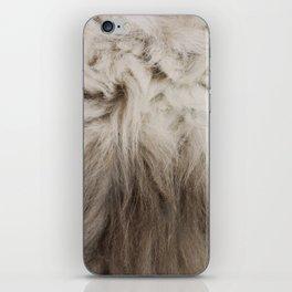 FUR iPhone Skin