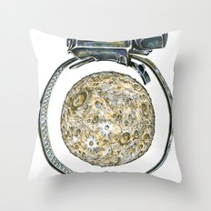 This is not a clamp. Just my imagination. Throw Pillow