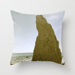 Matador Beach Throw Pillow