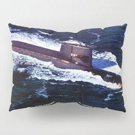 USS GEORGE WASHINGTON (SSBN-598) Pillow Sham