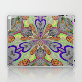 Magical Mystery Tapestry Print Laptop & iPad Skin