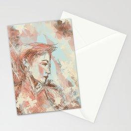 Kira Nerys Stationery Cards