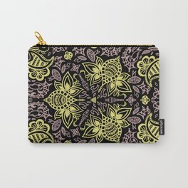 Bee-pink Carry-All Pouch