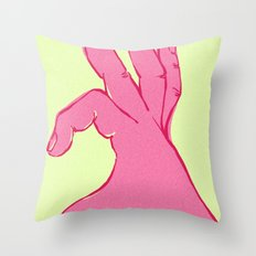 Love - Part #2. Throw Pillow
