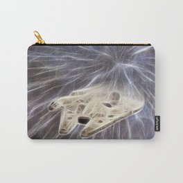 Millennium falcon hyperspace travel Carry-All Pouch