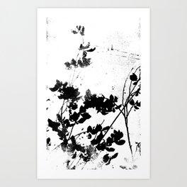 Floral Remains #Society6 #decor #buyart Art Print