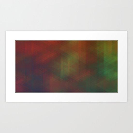 qbit Art Print