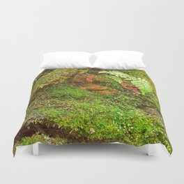 Moss Hysteria Duvet Cover