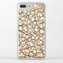 Design 98 Clear iPhone Case