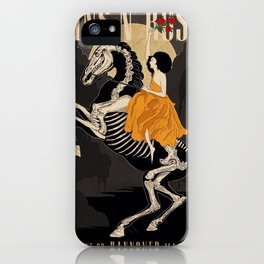 guns n roses album 2020 ansel4 iPhone Case
