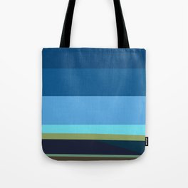 Santa Monica Horizon 0203 Tote Bag
