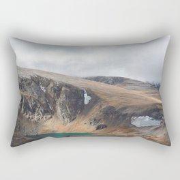 Your Secrets are Safe Rectangular Pillow