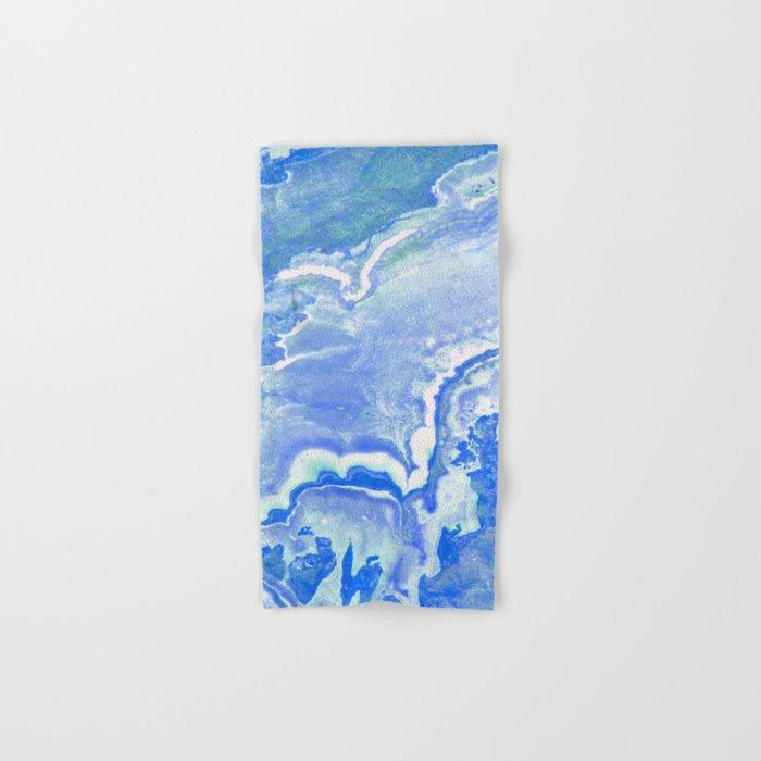 Blue onyx Hand & Bath Towel