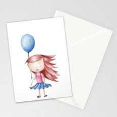 Balloon Love - Stay Grounded Stationery Cards