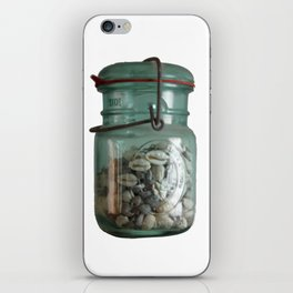 Jar of Shells iPhone Skin