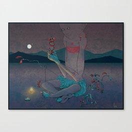 Mushkid Canvas Print
