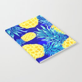Pineapple Love Notebook