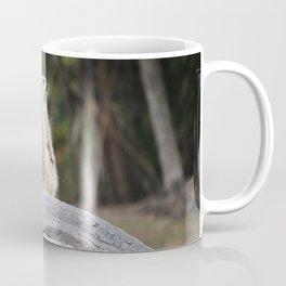 Meerkat standing tall Coffee Mug