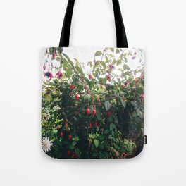 Queen earings Tote Bag