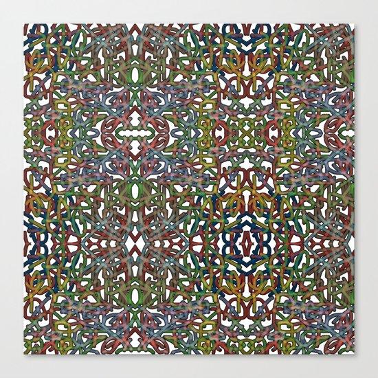 Pattern #11 Canvas Print