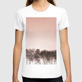 Blush pinky sky T-shirt