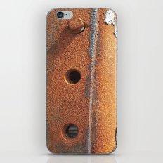 Boiler no more iPhone Skin