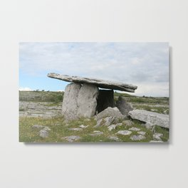 Ancient Ireland Metal Print