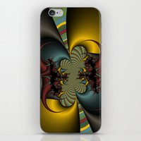 wicked iPhone & iPod Skins featuring Wicked by Christy Leigh
