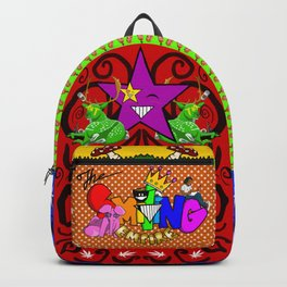 The Smiling Stash Backpack
