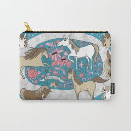All the Pretty Horses Carry-All Pouch