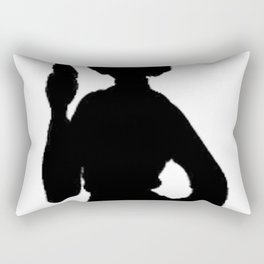 Leia - May The Force Be With You Rectangular Pillow