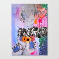 Retrofuture Canvas Print