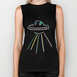 You see me like a UFO Biker Tank