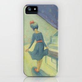 Recital Night iPhone Case