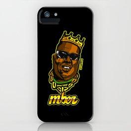 Brooklyn King iPhone Case