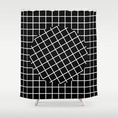 What Goes Around Comes Around 02 Shower Curtain