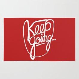 KEEP GO/NG Rug
