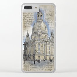 Dresden Clear iPhone Case