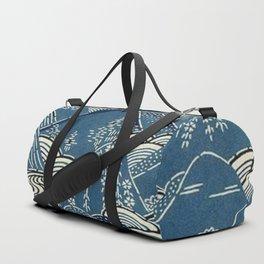 Blue Mountains Duffle Bag
