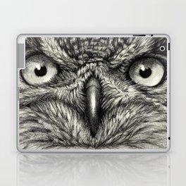 Eagle Owl 878 Laptop & iPad Skin