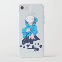 cryaotic iPhone & iPod Cases featuring Cryaotic  by Thais Magnta Canha