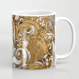 Rams Entangled Coffee Mug