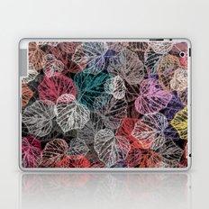 Leaf mosaic(25). Laptop & iPad Skin