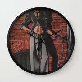 Lady is a Tramp Wall Clock