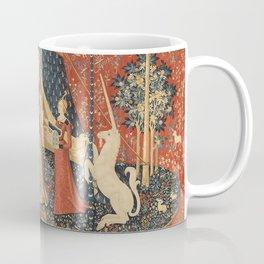The Lady And The Unicorn Coffee Mug