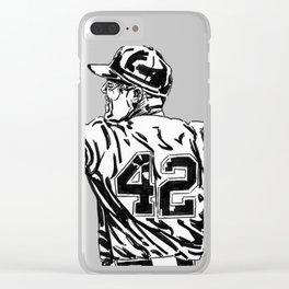 Rivera Clear iPhone Case