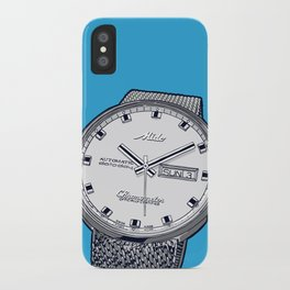 Mido Time! iPhone Case